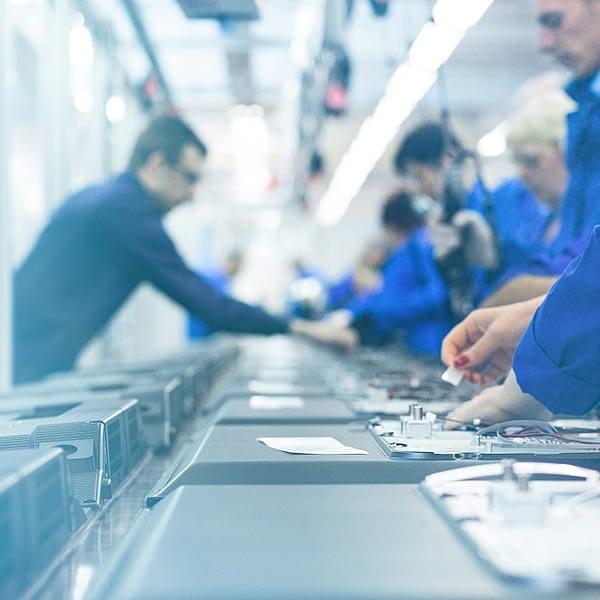 Trenduri din industria sistemelor ERP pentru producție în 2021